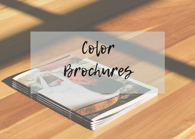 Color Brochures