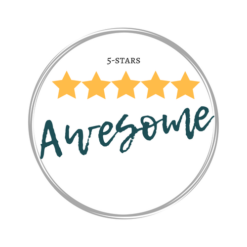 5 star awesome